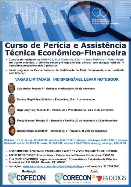 cartaz pericia rs